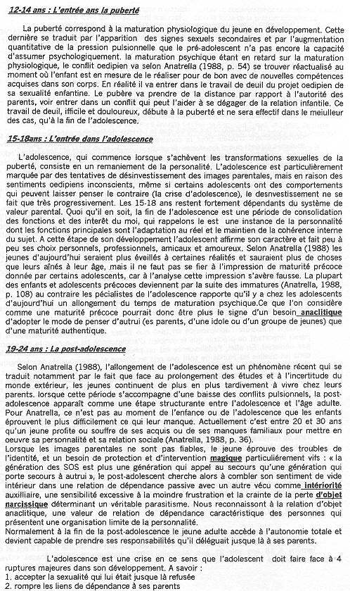 Psychologie de l'éducation (hamon) : poly